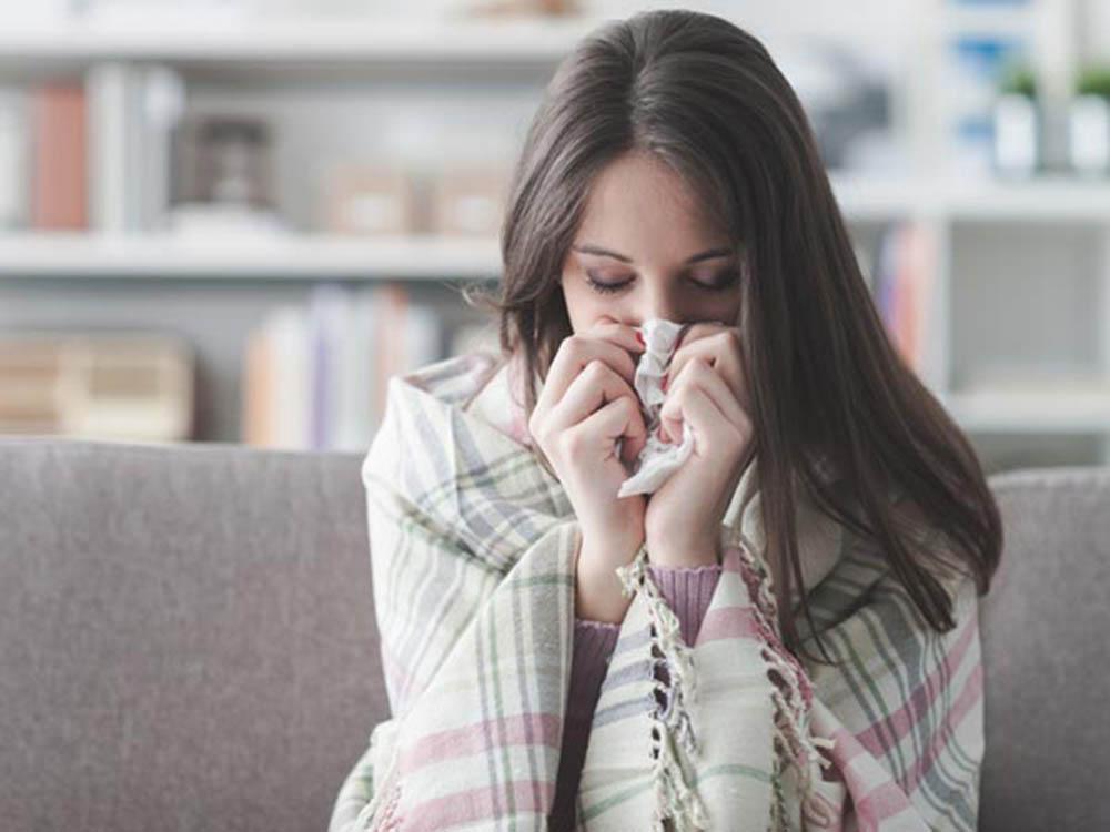 Immune problems / respiratory system photo