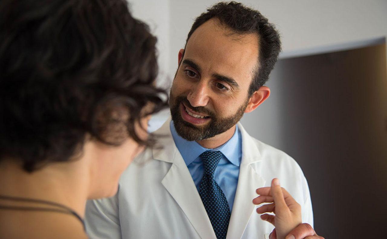 Patient Visiting Kimia Wellness