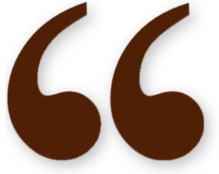 Decorative Quotation Mark